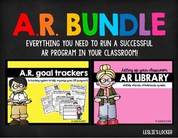 AR (Accelerated Reader) Materials