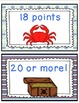AR (Accelerated Reader) Clip Chart Tracker (Nautical Theme)