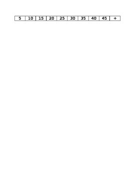 AR Accelerated Reader Goal Tracking Sheet