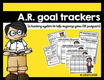AR (Accelerated Reader) Tracking System