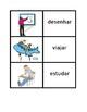 AR Verbs in Portuguese Verbos AR Concentration Games