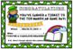 AR Award Certificates for Game Day Invitations