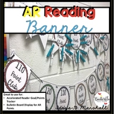 AR Banner-Accelerated Reader Points Banner | Reading Pennant