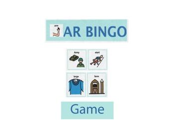AR Bingo