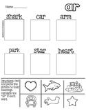AR Digraph: Picture Sort
