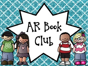 AR Book Club Posters