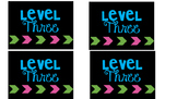 AR Book Level Labels