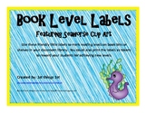 AR Book Levels - Seahorse Labels