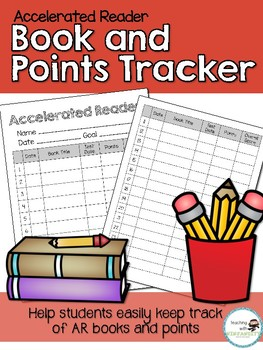 AR Book and Points Tracker