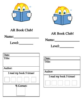 AR Bookmarker