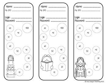 AR Bookmarks using Points by 10's