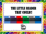 """AR Chart """"Little Reader That Could"""""""