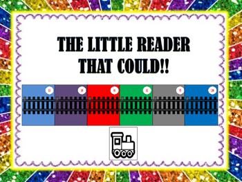 "AR Chart ""Little Reader That Could"""