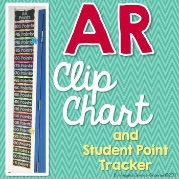 AR Clip Chart and Student Point Tracker