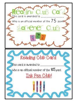 AR Club Certificates