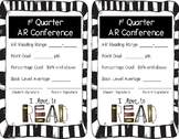 AR Conference Student and Parent Contract