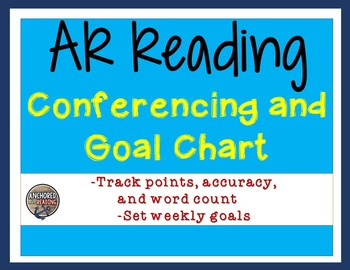 AR Conferencing and Goal Chart