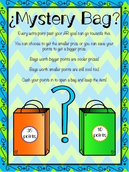 AR Extra Points Mystery Bags