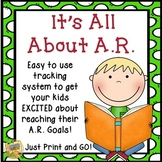AR Goal Board - It's All About AR!