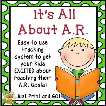 AR Goal Board - It's All About AR!