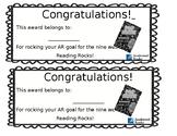 AR Goal Certificate