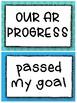 AR Goal Clip Chart