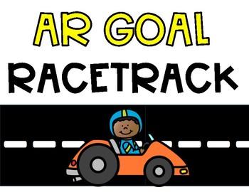 AR Goal Race Track