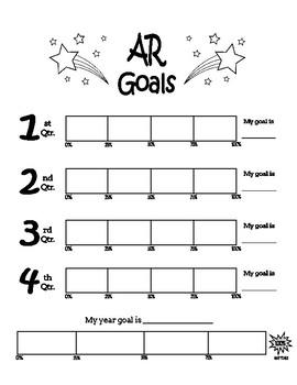 AR Goal Sheet