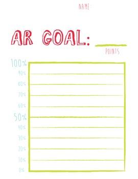 AR Goal Tracker
