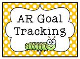 AR Goal Tracker - Bug Theme