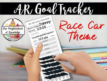 AR Goal Tracker (Racecar Theme)