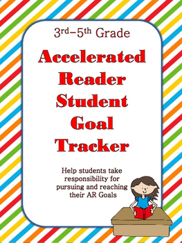 AR Goal Tracker and Reading Award