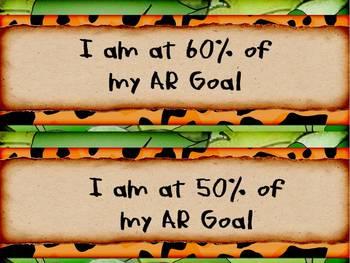 AR Goal Tracking