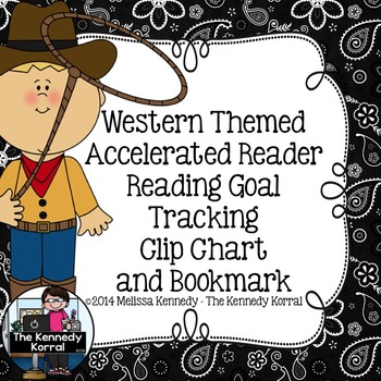 Accelerated Reader Clip Chart: Western