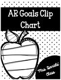 AR Goals Clip Chart