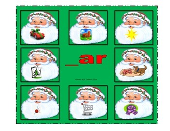 """AR"" & ""IR"" Controlled Vowels: File Folder Activity"