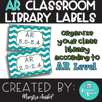 AR Labels for Library Bins PDF