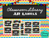 AR Library Labels