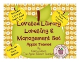 Leveled Library Labeling & Management Set