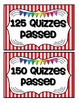 Accelerated Reader Mini Clip-Chart and Goal Pack {Circus}