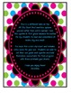 Accelerated Reader Mini Clip-Chart and Goal Pack - {Neon C
