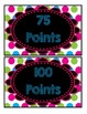Accelerated Reader Mini Clip-Chart and Goal Pack-Points Ea