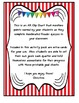 Accelerated Reader Mini Clip-Chart and Goal Pack - Points Tracker {Circus}
