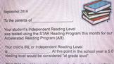 AR Parent Letter