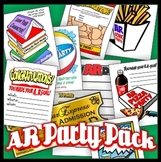 A.R. Party Pack
