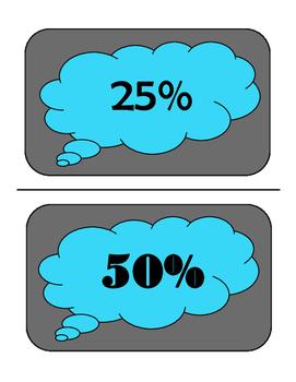AR Percentage Labels