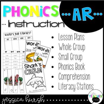 AR Phonics Instruction Curriculum
