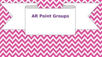 AR Point Categories