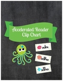 Class Dojo or Accelerated Reader (A.R.) Point Clip Chart