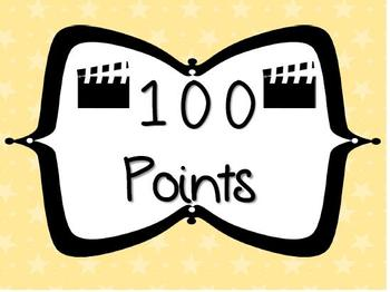 AR Point Club Movie Hollywood Theme by 10s